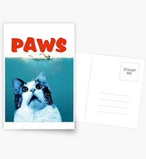 PAWS Postcards