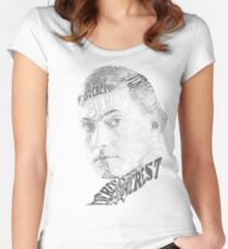 George Mallory Women's Fitted Scoop T-Shirt