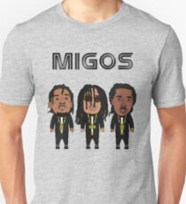 Migos Caricature T-Shirt
