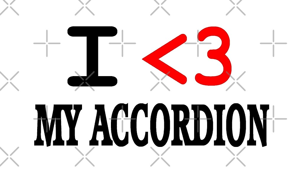 Accordion by greatshirts