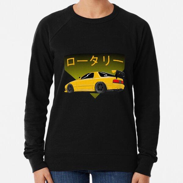 Sweatshirt Miata Angry Eyes Lowered Racing Speed JDM Mazda