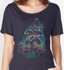 Nature is Calling Women's Relaxed Fit T-Shirt