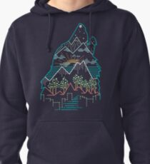 Nature is Calling Pullover Hoodie