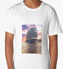 Twilight sail! Long T-Shirt