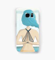 Mirando el mar Samsung Galaxy Case/Skin