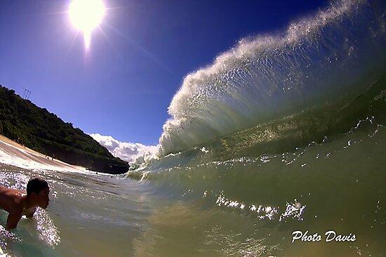 Kid vs. Wave by Gosha Davis
