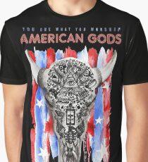AMERICAN GODS Graphic T-Shirt