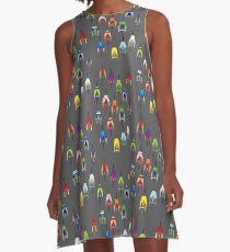 The Peloton A-Line Dress