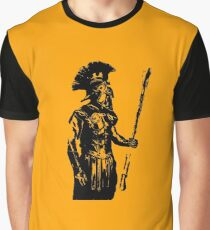 Spartan Hero Graphic T-Shirt
