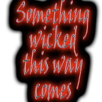 MACBETH, Something Wicked, The Play, Shakespeare, Play, Theatre, Play, Second Witch by TOMSREDBUBBLE
