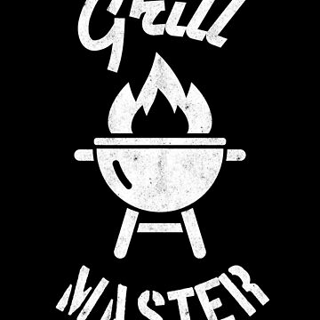 Grill Master | Fathers day | grilling barbecue by gbrink