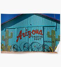Arizona Trading Post Poster