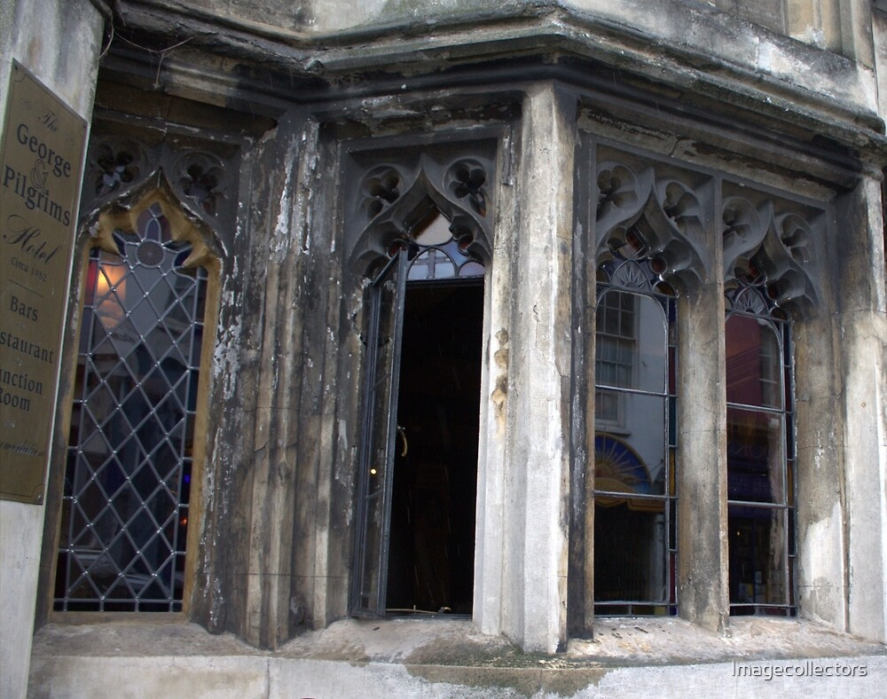 Glastonbury window by Imagecollectors