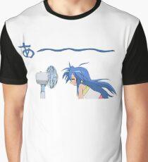 Konata Inspired Anime Shirt Graphic T-Shirt