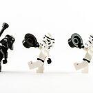 Musical Star Wars by William Rottenburg