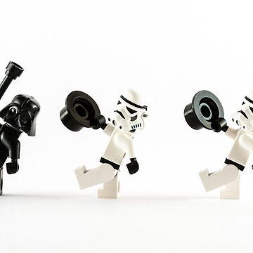 Musical Star Wars by wrottenburg
