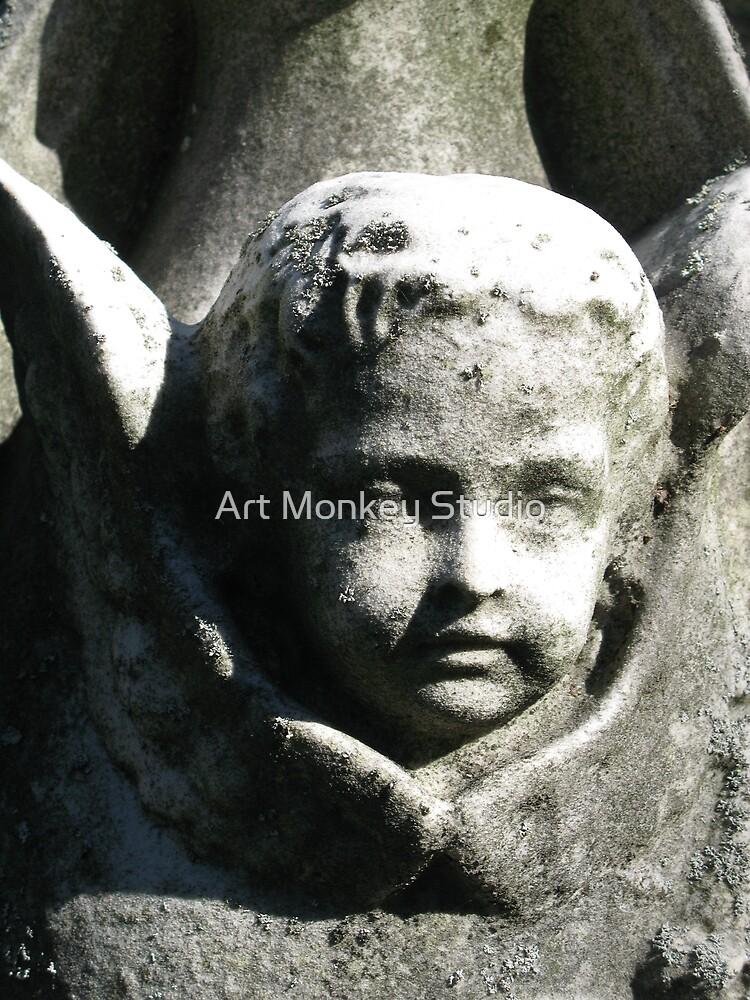 Angel 3 by Dan Perez
