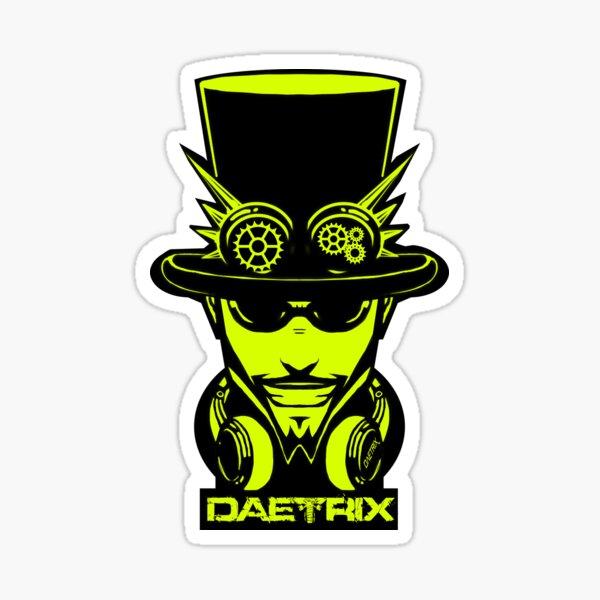 DAETRIX NEON Sticker