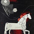 Moon Horse by Sarah Jarrett