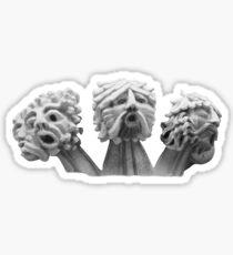 Three Stooges Sticker