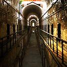 Eastern State Penitentiary; Philadelphia, PA by dav3nport