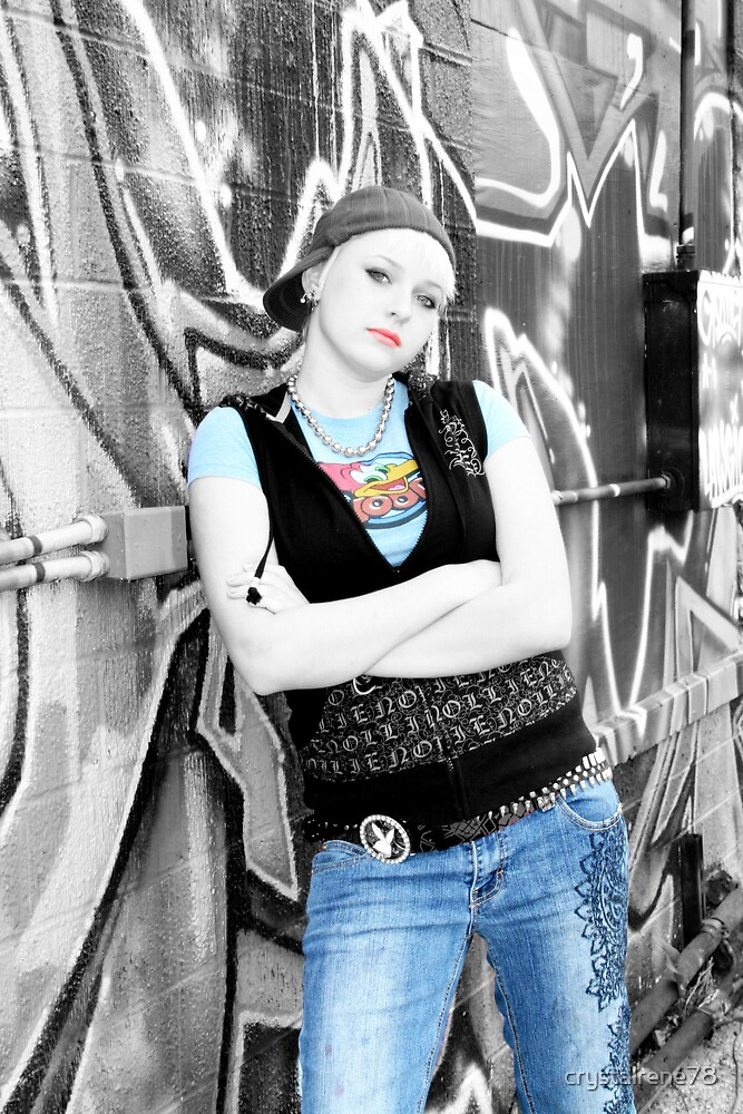 Young rebel by crystalrene78