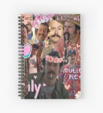 Earl Hickey Spiral Notebook