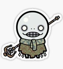 nieR Sticker