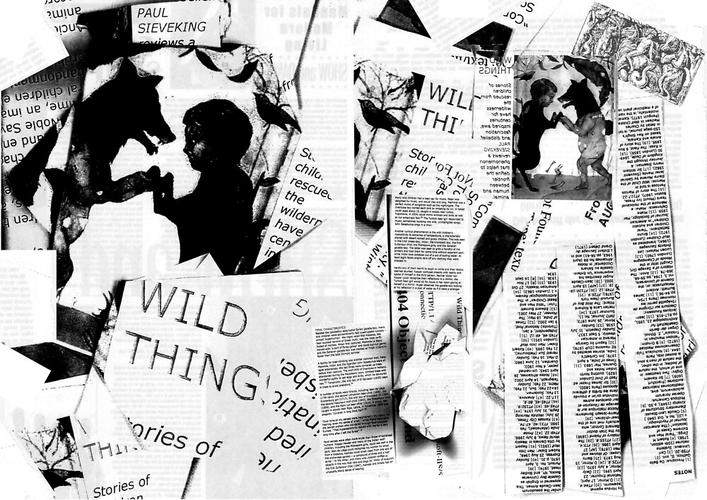 Wild Thing by Johannes Grenzfurthner