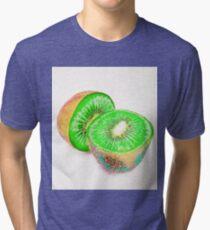 Kiwilicious Tri-blend T-Shirt