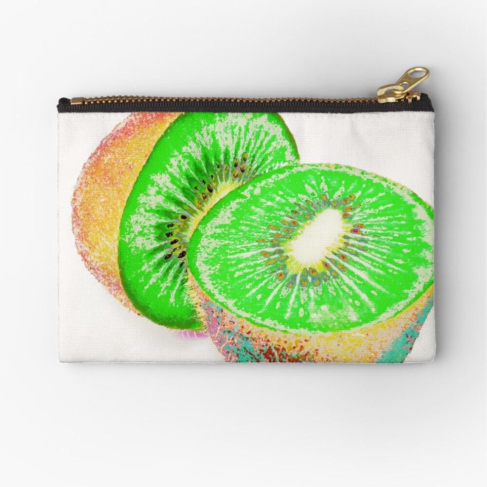 Kiwilicious - Fruit Lover Gift Zipper Pouch