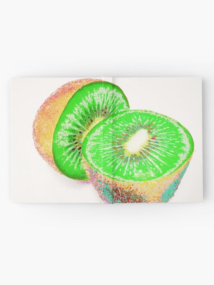 Alternate view of Kiwilicious - Fruit Lover Gift Hardcover Journal