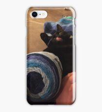 Yarn Tongue iPhone Case/Skin