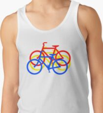 Bicycling Enthusiast Primary T-Shirt