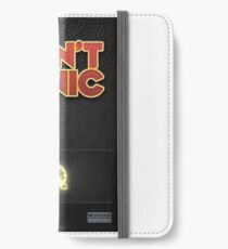 Don't Panic! (iPhone) iPhone Wallet/Case/Skin