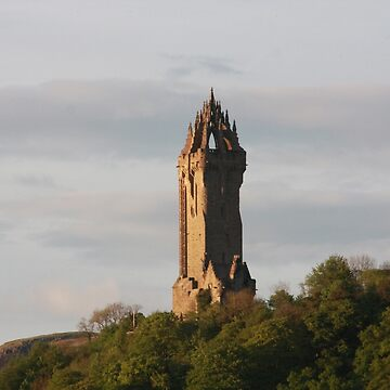 Wallace Monument by MrIanP