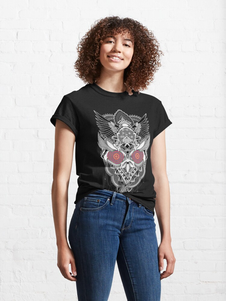 Alternate view of The Random Dimension Classic T-Shirt