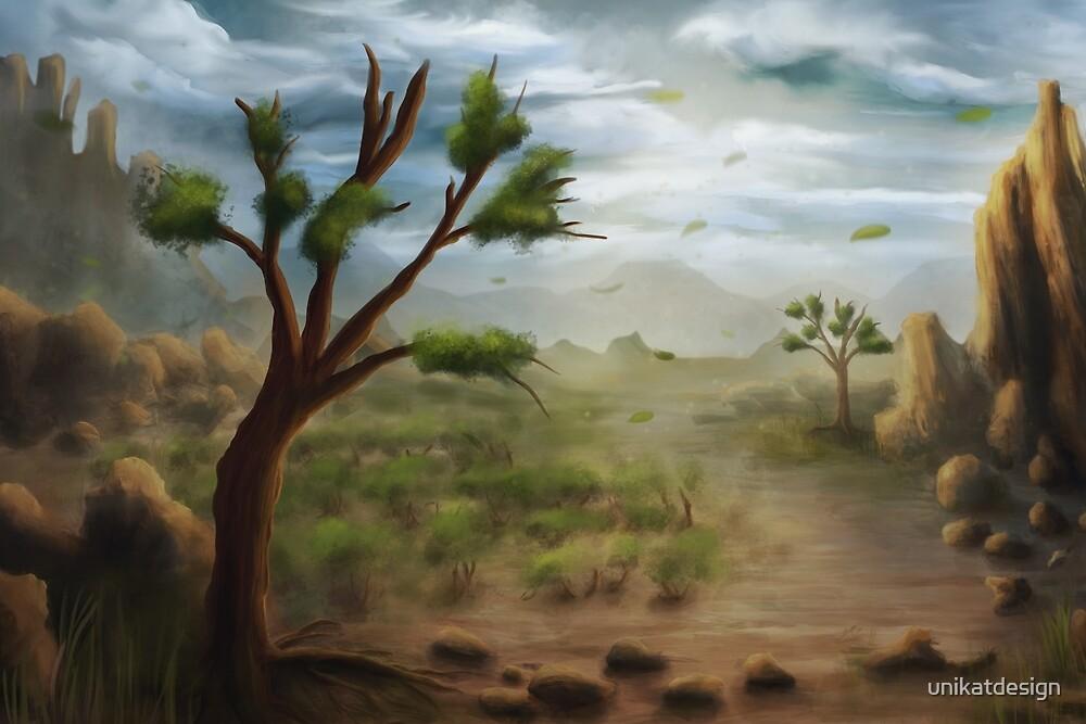Landscape April 2017 by unikatdesign