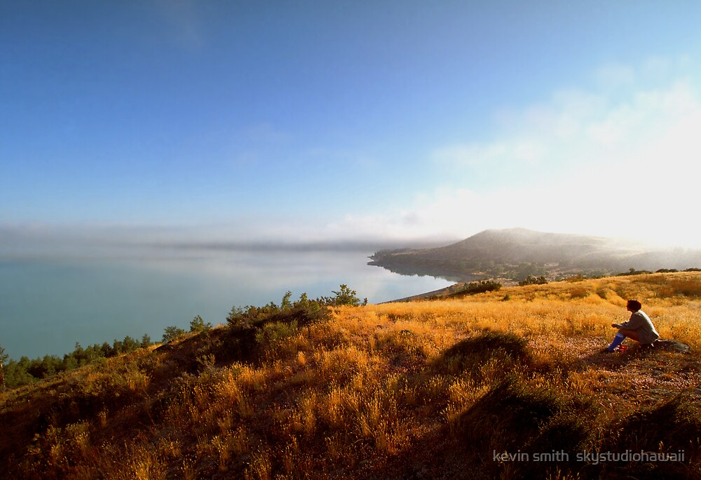 Morning Mist by kevin smith  skystudiohawaii