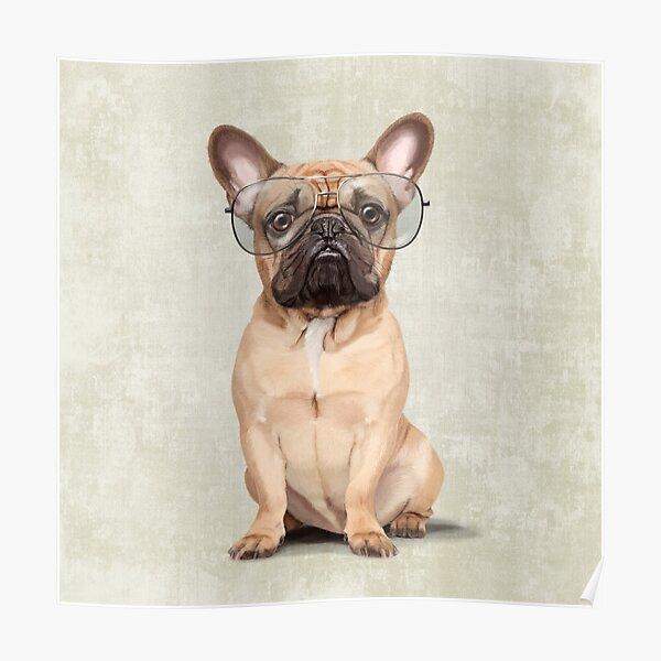 Mr Bulldog Poster