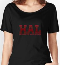 HAL Women's Relaxed Fit T-Shirt