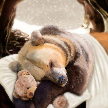 Sweet dreams, Teddy Bear by Sparafuori