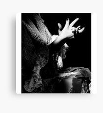 T-Shirt Flamenco Dance Canvas Print