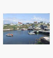 Peggy's Cove, Nova Scotia, Canada Photographic Print