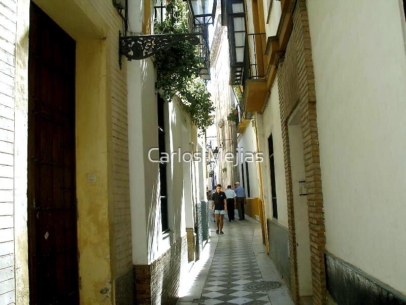 Las Calles de Sevilla by Carlos Mejias