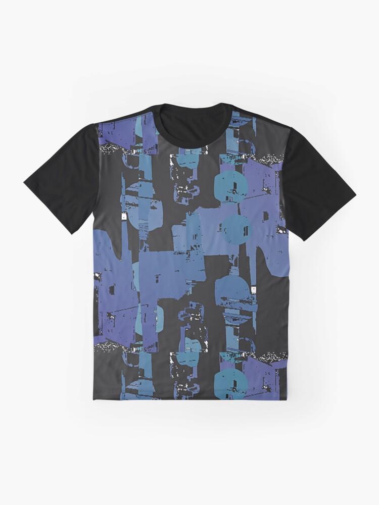 Alternative Ansicht von Secret town Grafik T-Shirt