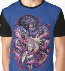 Octopus Monster Graphic T-Shirt