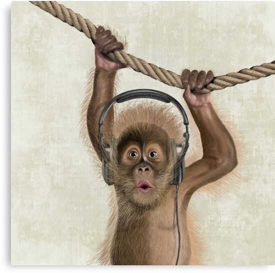 Monkey music by Sparafuori