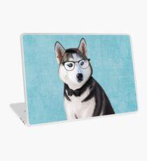 Mr Siberian Husky Laptop Skin