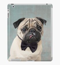 Mr Pug iPad Case/Skin